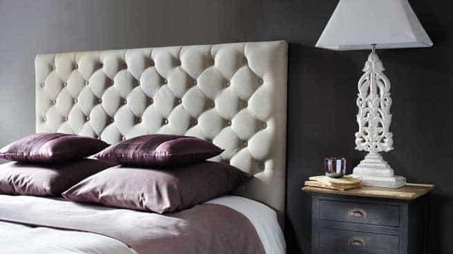 Un cocon chez vous gr ce la t te de lit c mon web for Tete de lit chambre ado