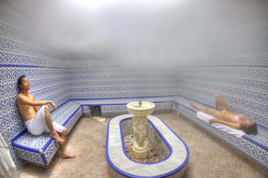 Le march du spa est en constante progression en france - Les portes du hammam vendargues ...