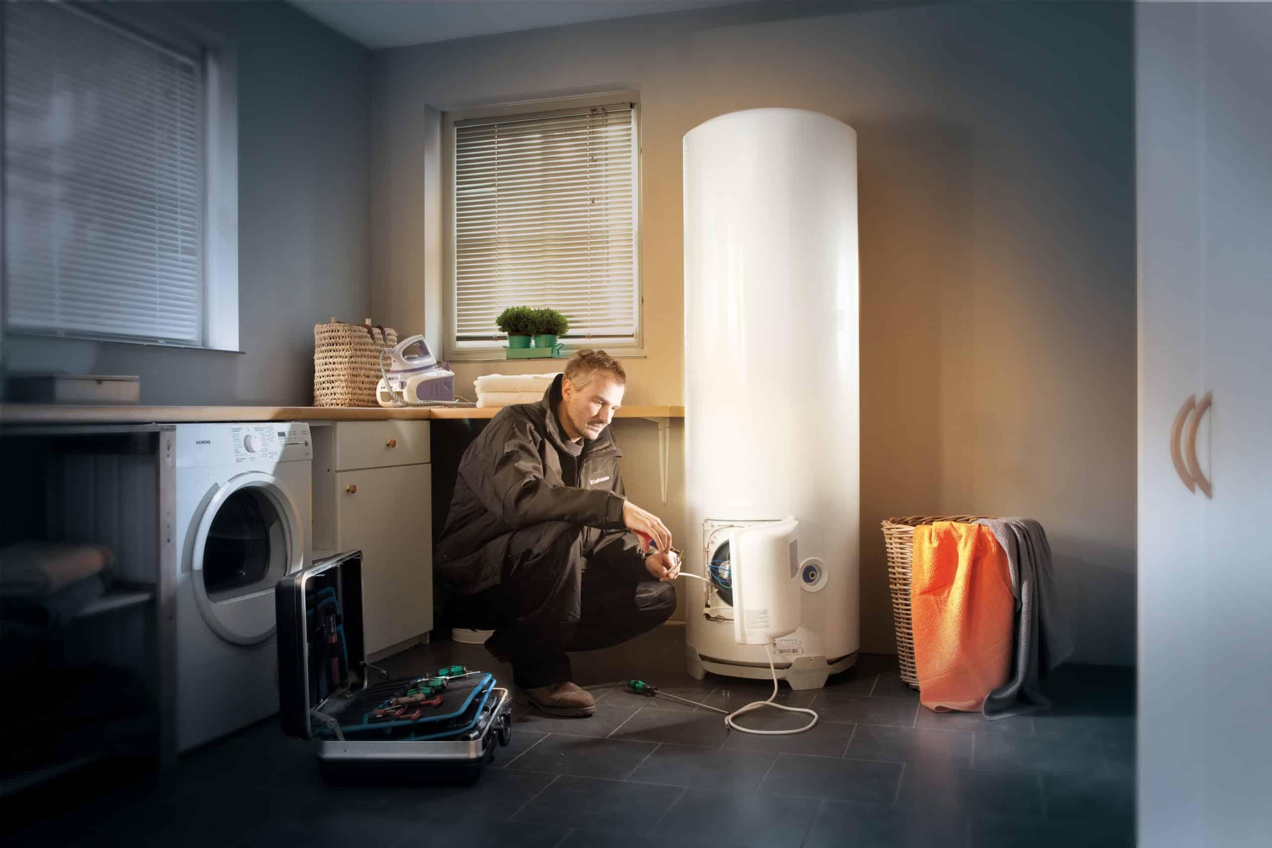 la vidange et le d tartrage du chauffe eau c mon web. Black Bedroom Furniture Sets. Home Design Ideas