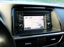 Ecran autoradio GPS