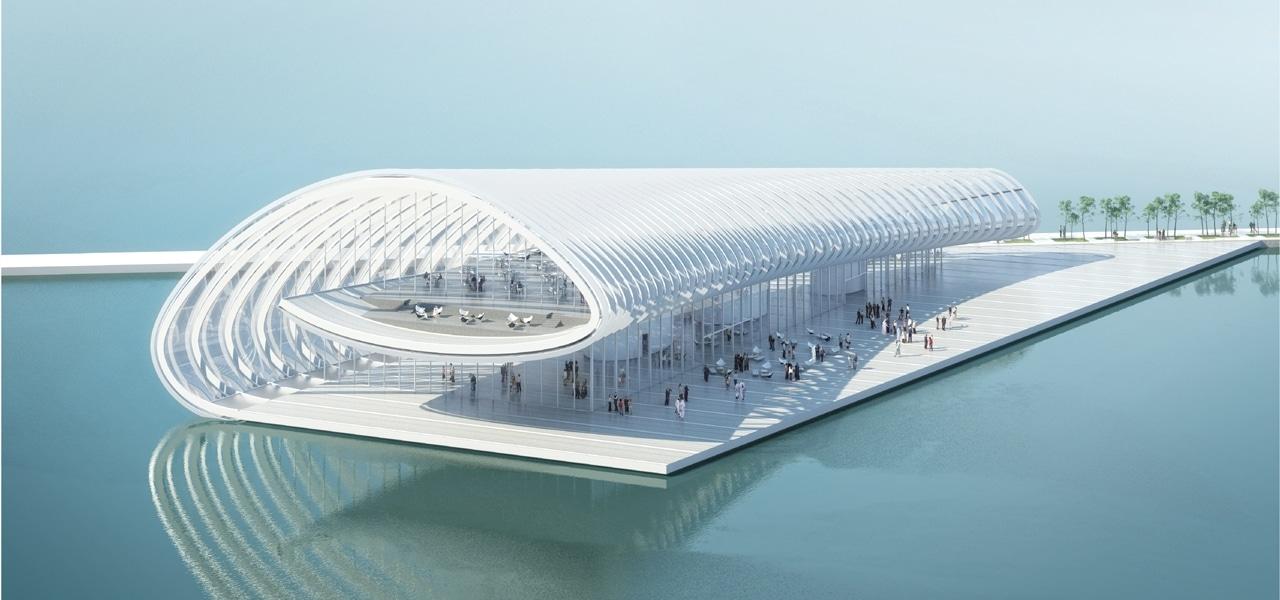 architecture de luxe