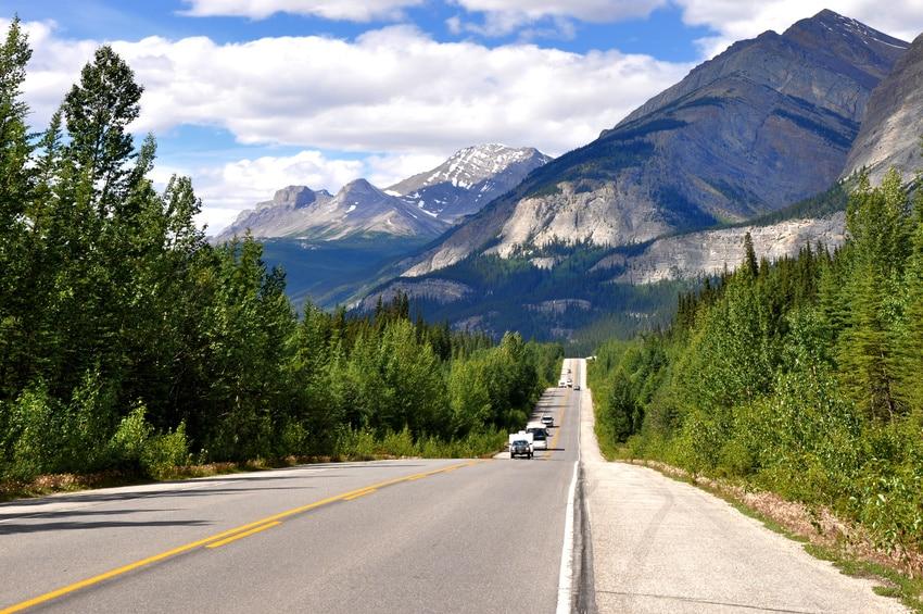 Montagnes Rocheuses canadiennes
