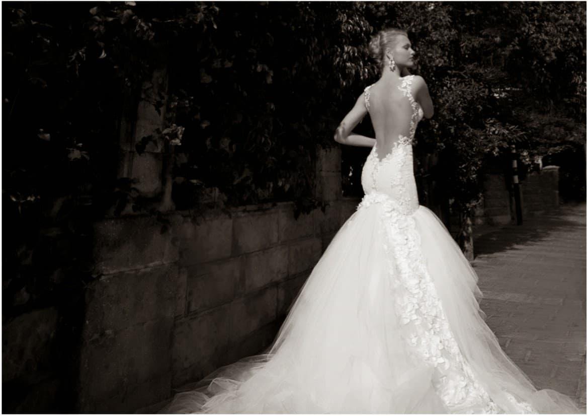 Robe de mariée à la mode
