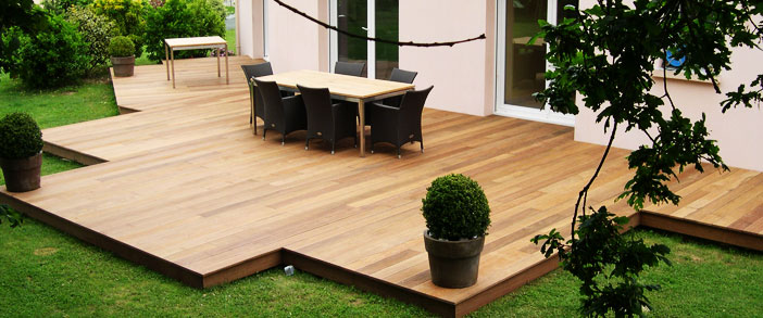 Comment Monter Une Terrasse En Composite Construction Terrasse
