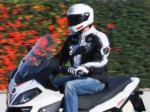 casque intégral scooter
