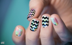 Tuto nail-art by pschiiit
