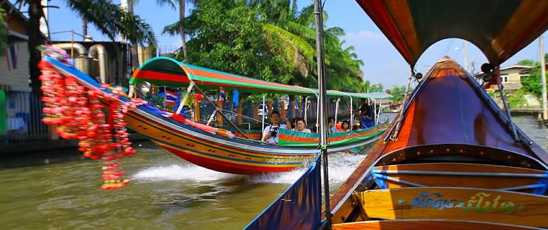 activité bangkok