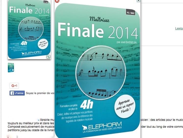 logiciel de notation musicale