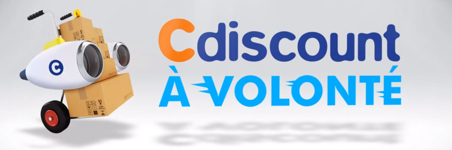 Code promo Cdiscount & reduction Cdiscount