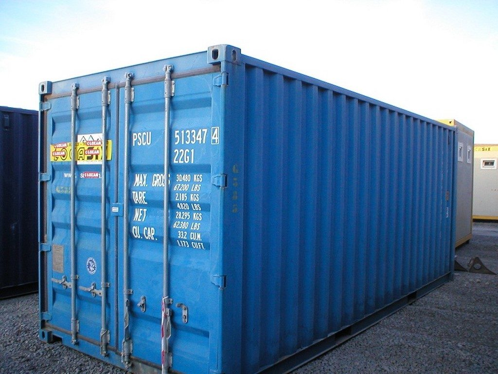 Les containers ou la solution à vos problèmes de stockage