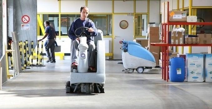 Le nettoyage industriel, en quoi cela consiste-t-il?