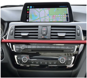 navigation gps sous apple carplay