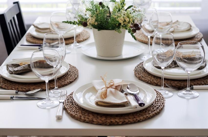 Idées pour décorer la table