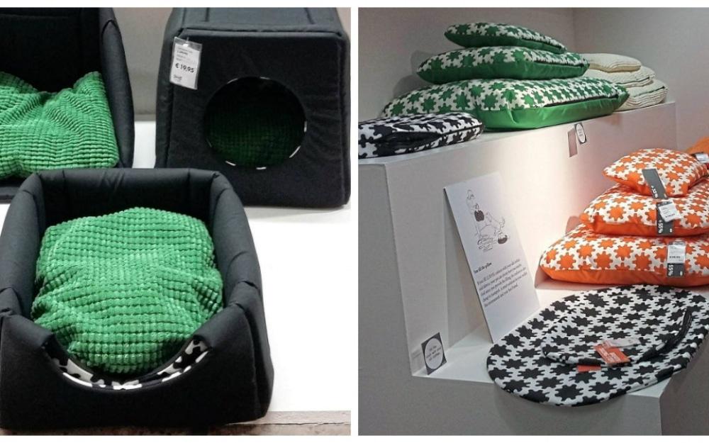 Accessoire animaux par Ikea