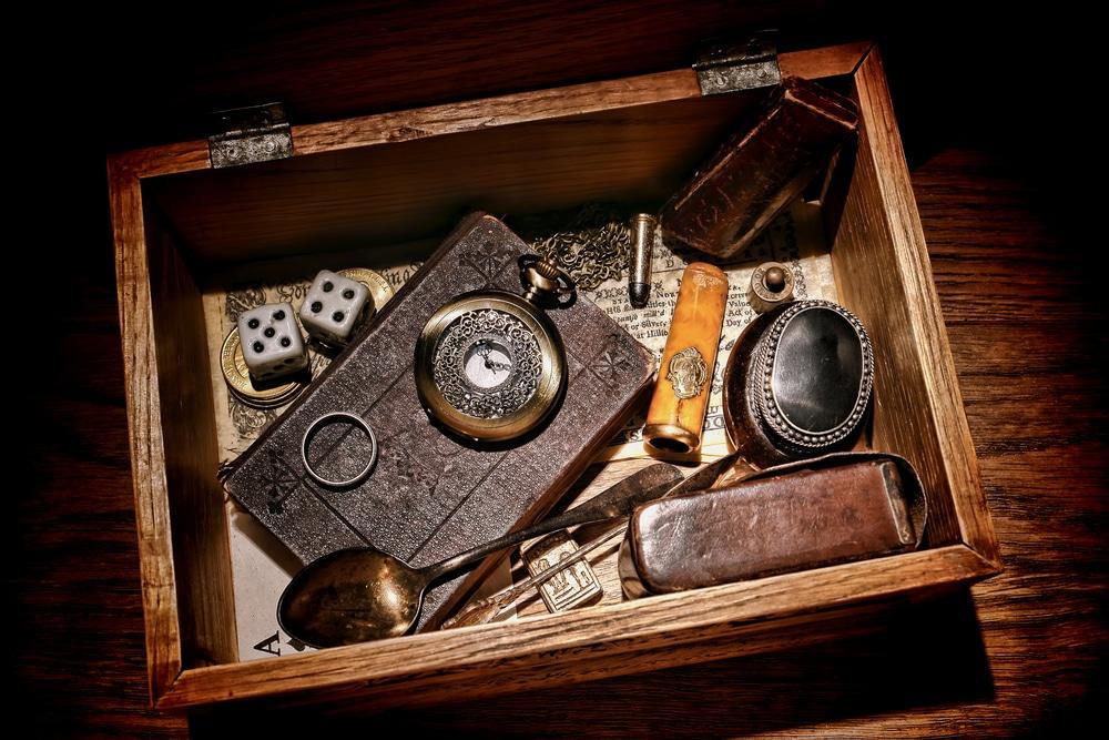 boite à souvenirs