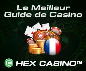 Meilleurs casino en direct live sur CasinoEnLigneHEX.com