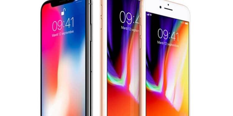 iPhone 7 ou 8 Quelles différences