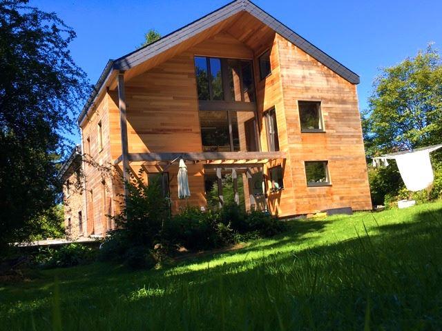 Maison ossature bois: écologique, rapide et isolante