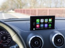 ecran autoradio apple carplay