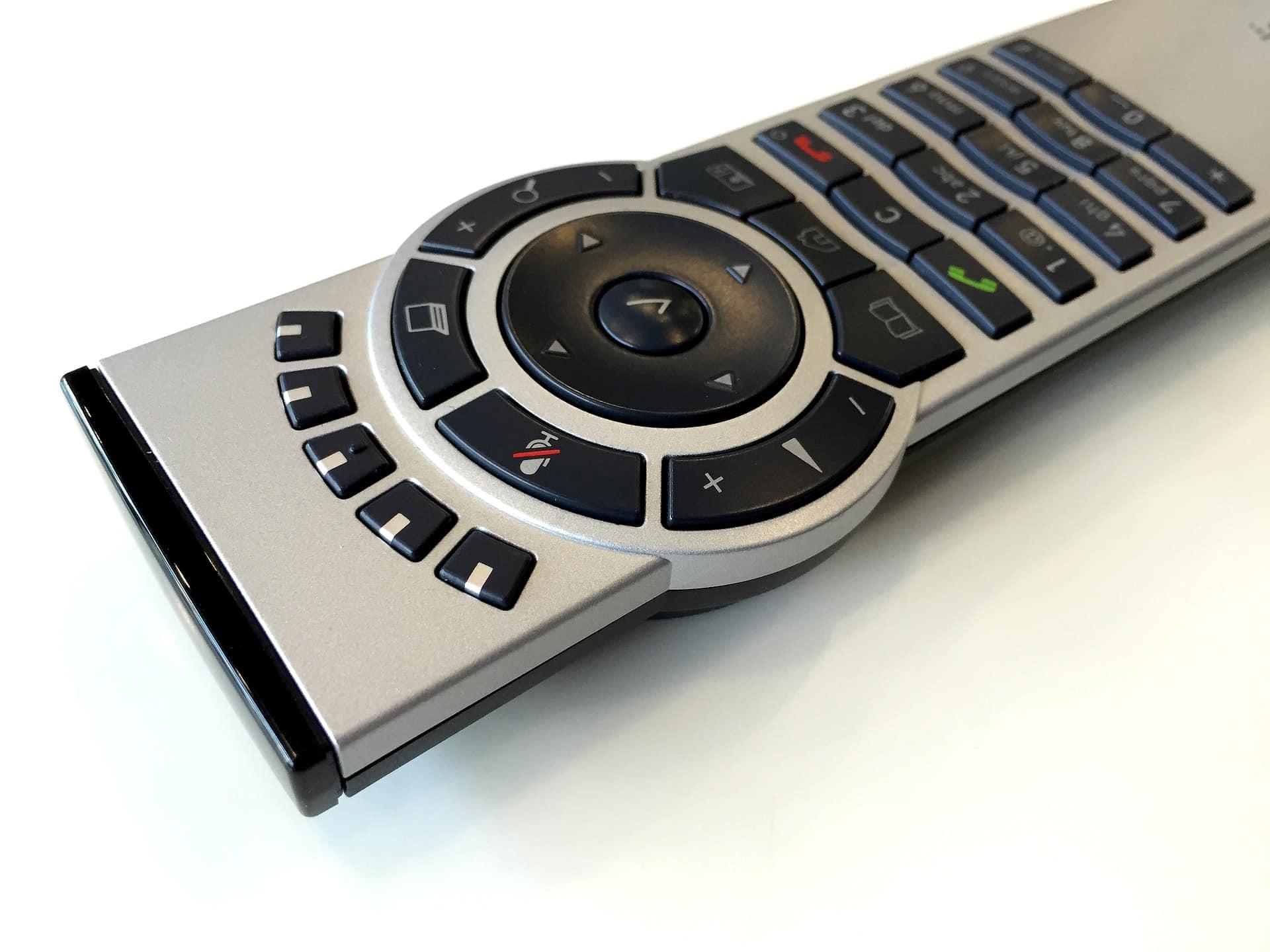 une telecommande universelle