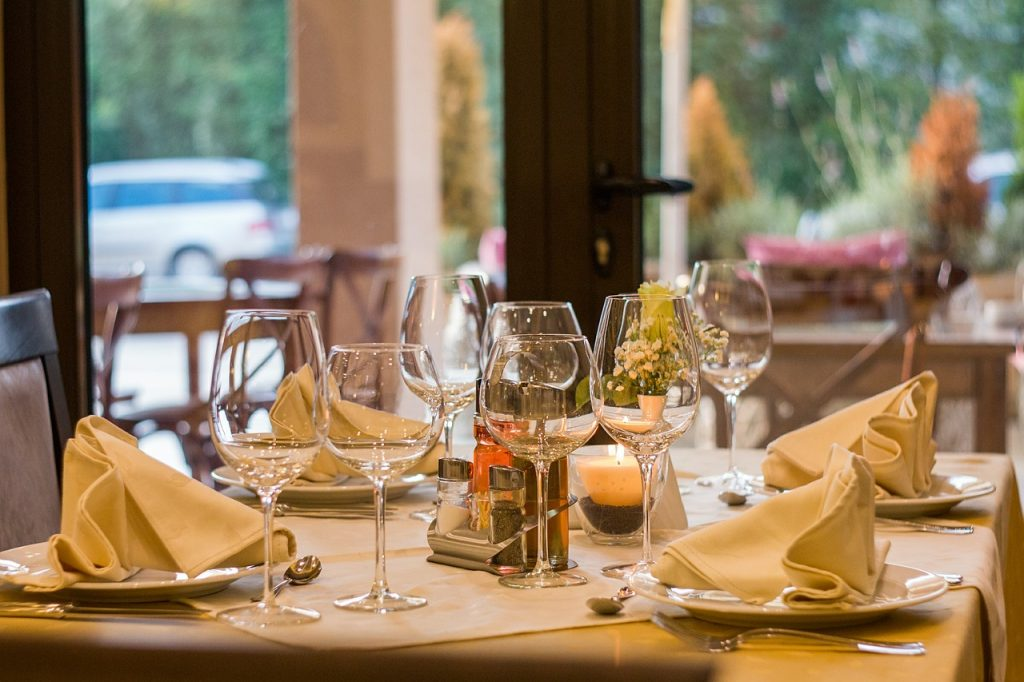 Un restaurant à Suresnes